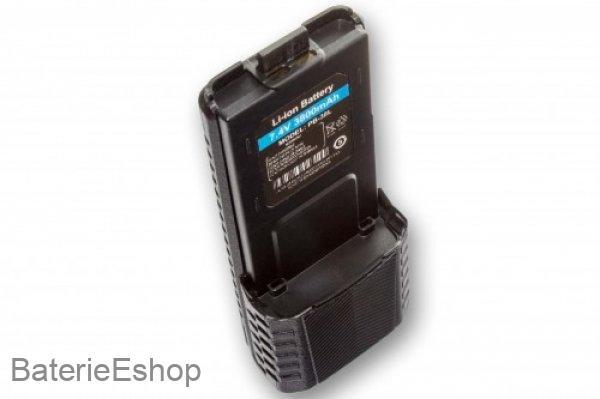 VHBW batéria Baofeng BL-5 7.4V, Li-Ion, 3800mAh