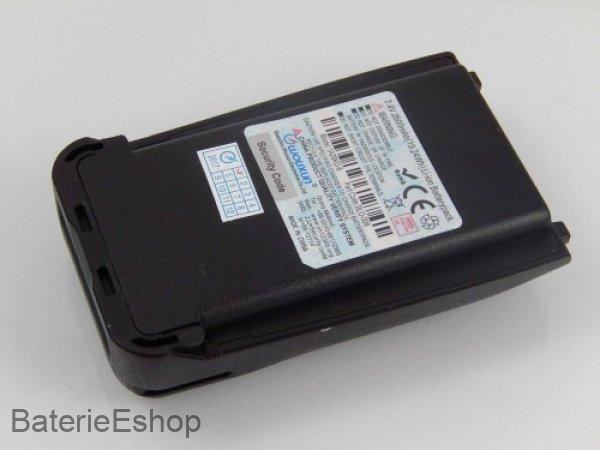 VHBW batéria Wouxun KG-UV8D BLO-009 7.4V, Li-Ion, 2600mAh
