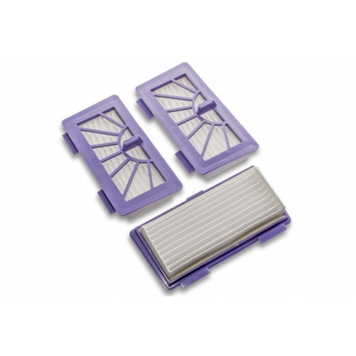 Hepa 3x Filter Set  Neato XV-11, XV-21 lila (3x)