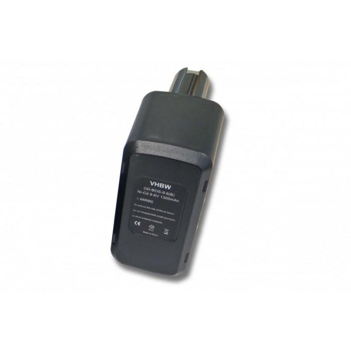 079d7e9b6c793 AKKU NÁRADIE | VHBW batéria Bosch ABS 96 M-2 9.6V, NI-CD, 1300mAh ...
