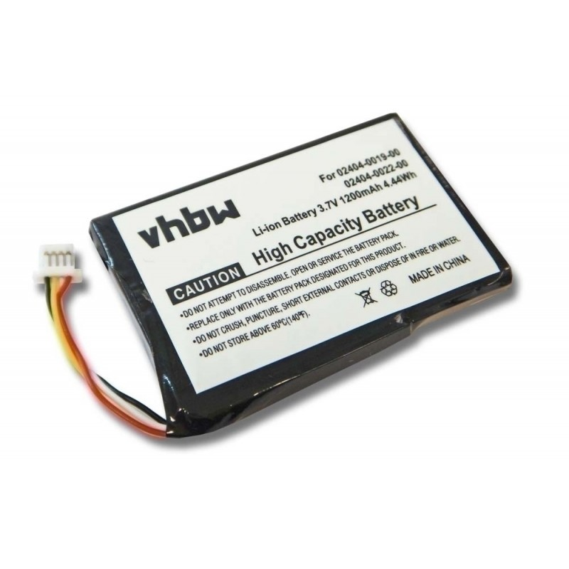 VHBW batéria Cisco Mino Hd 1200mAh