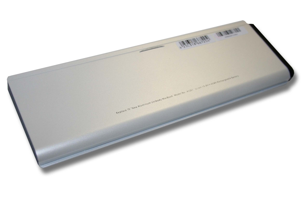 VHBW Bateria pre Apple Macbook Pro 15' A1281, A1286, 4400mAh 10.8V Li-Ion